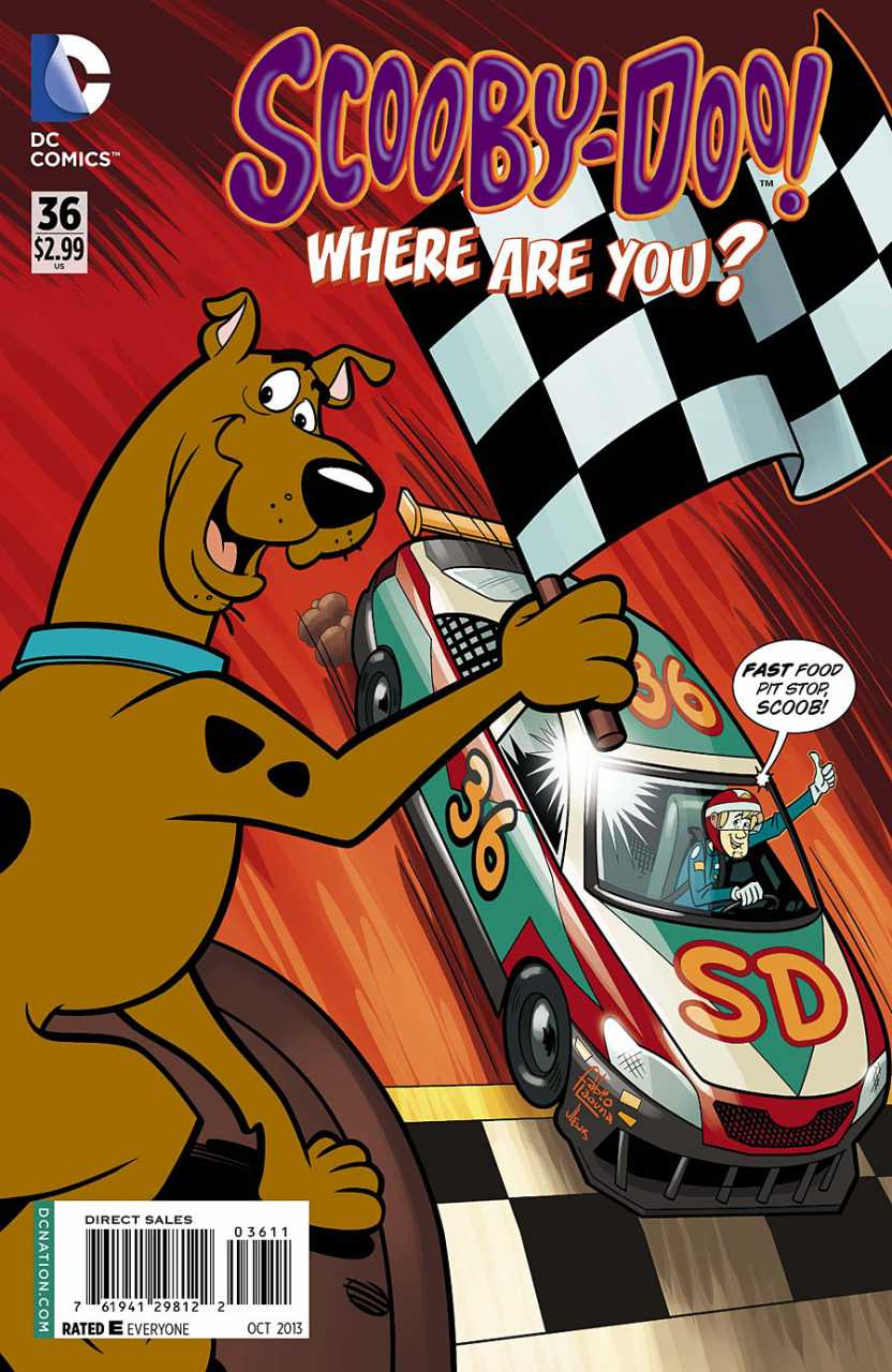 Scooby-Doo, Where Are You? Vol 1 36