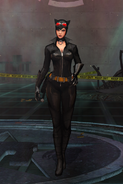 Selina Kyle DC Unchained 0001