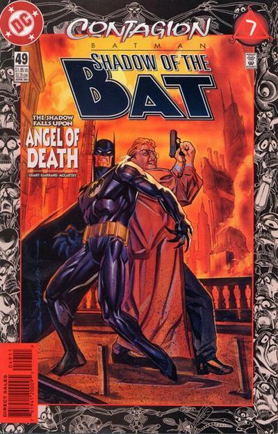 Batman: Shadow of the Bat Vol 1 49