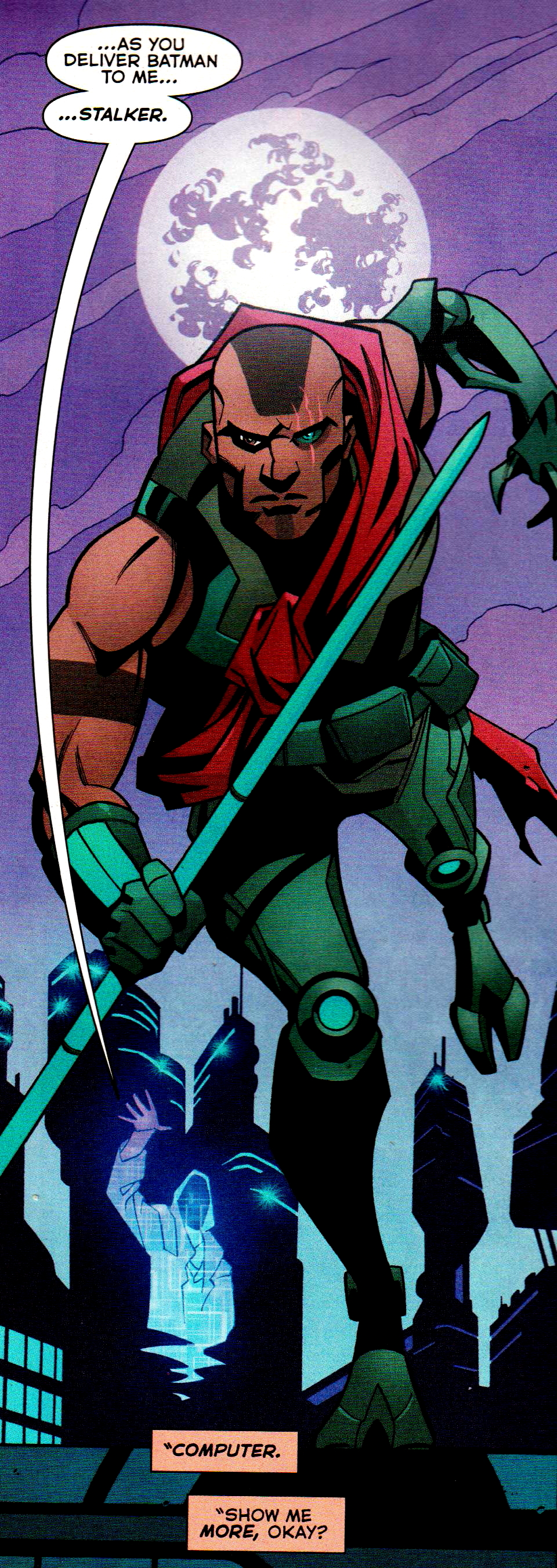 Shaka Okoro (Futures End)