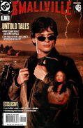Smallville Vol 1 5 Cover