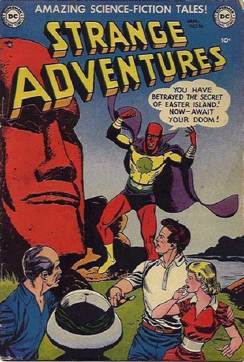 Strange Adventures Vol 1 16