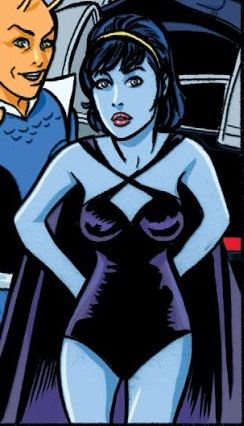 Tasmia Mallor (Batman 1966 TV Series)