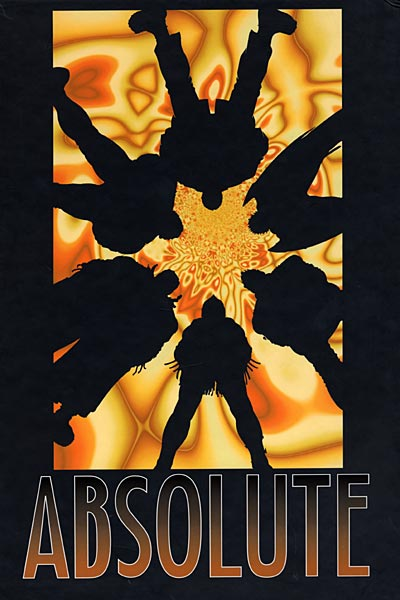 The Absolute Authority Vol. 2 (Collected)