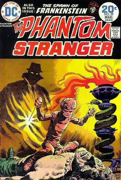 The Phantom Stranger Vol 2 29