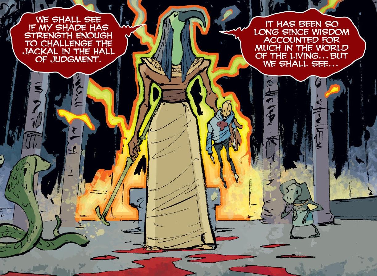 Thoth (Prime Earth)