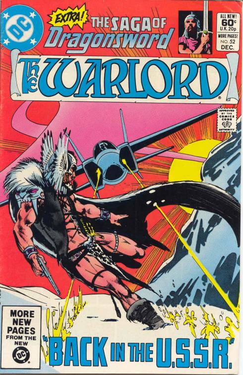 Warlord Vol 1 52