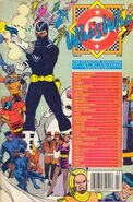 Who's Who Definitive Directory of the DC Universe 25