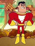 William Batson Teen Titans TV Series 001