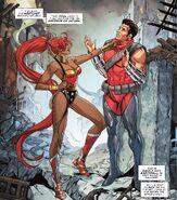 Artemis of Bana-Mighdall Prime Earth 0002