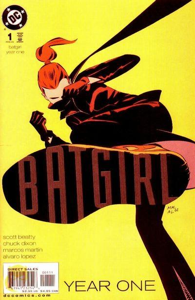Batgirl: Year One Vol 1