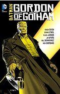 Batman Gordon of Gotham TPB