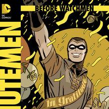 Before Watchmen Minutemen Vol 1 1 Textless.jpg