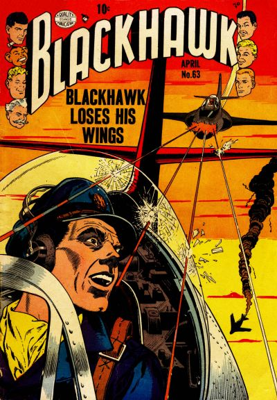 Blackhawk Vol 1 63