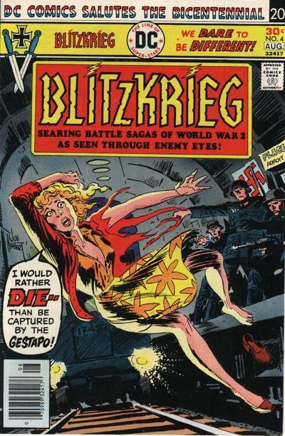 Blitzkrieg Vol 1 4