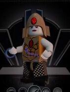 Booster Bronze Lego Batman 0001