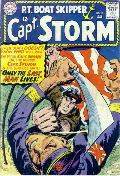 Capt. Storm Vol 1 10
