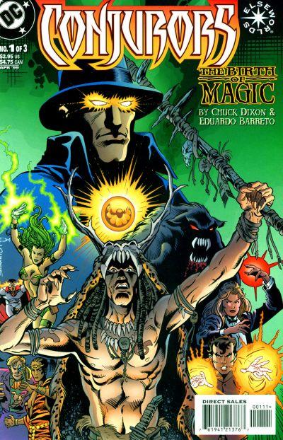 Conjurors Vol 1 1