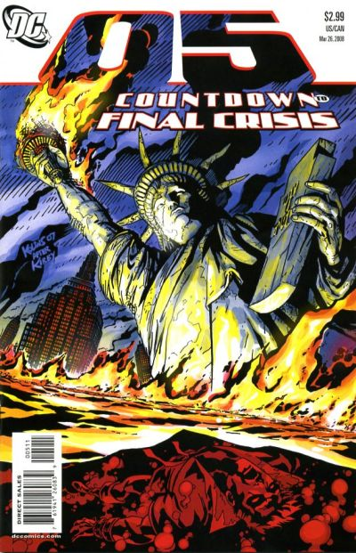 Countdown to Final Crisis Vol 1 5