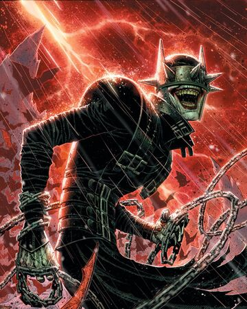 DC's Year of the Villain Special Vol 1 1 Textless Batman Who Laughs Variant.jpg