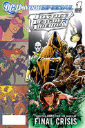 DC Universe Special Justice League of America 1 001