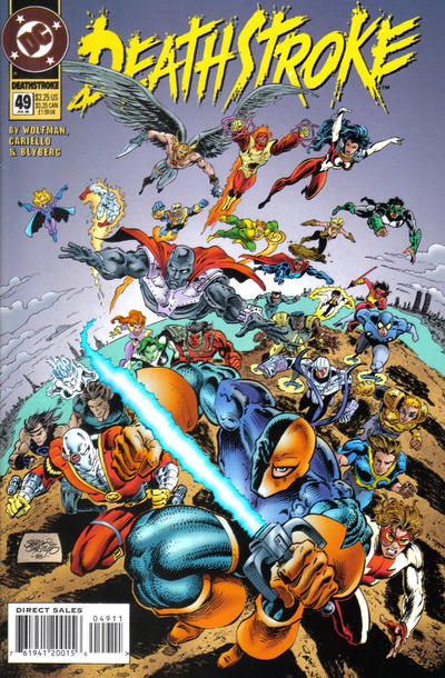Deathstroke Vol 1 49