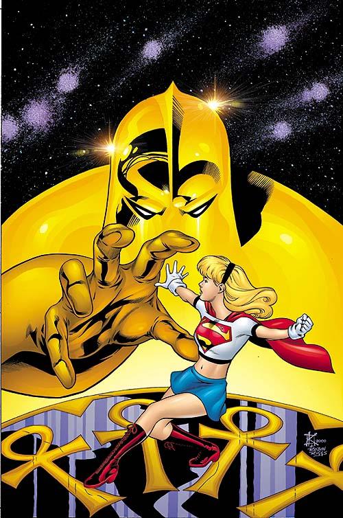 Supergirl Vol 4 58