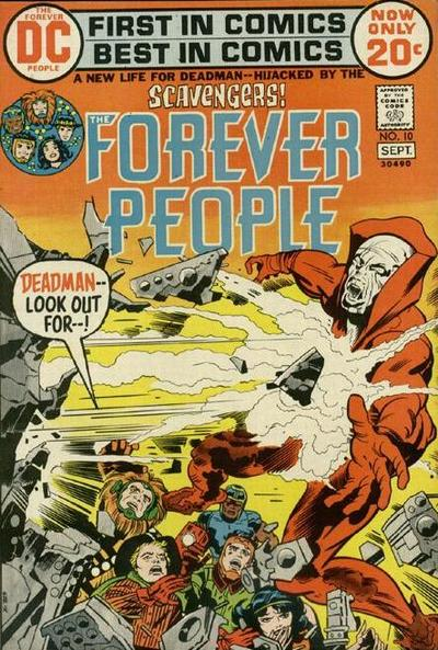 Forever People Vol 1 10