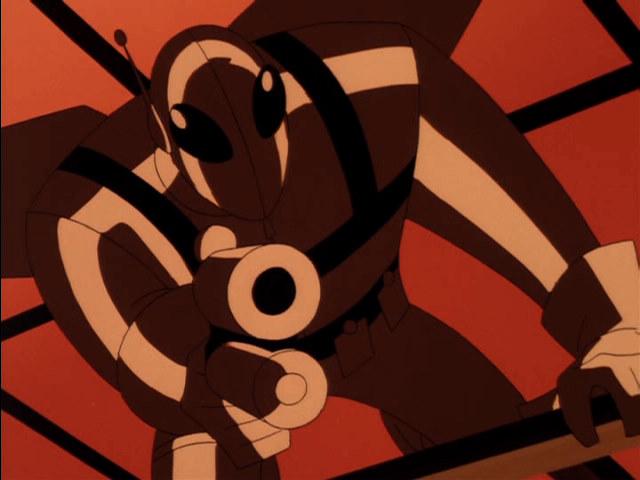 New Batman Adventures (TV Series) Episode: Torch Song