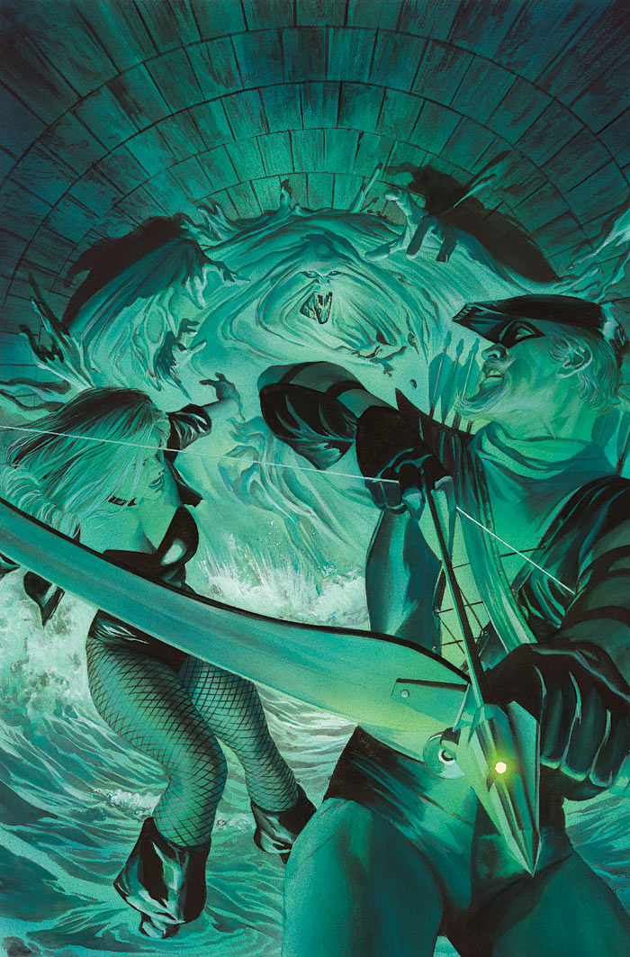 Oliver Queen (Justice)