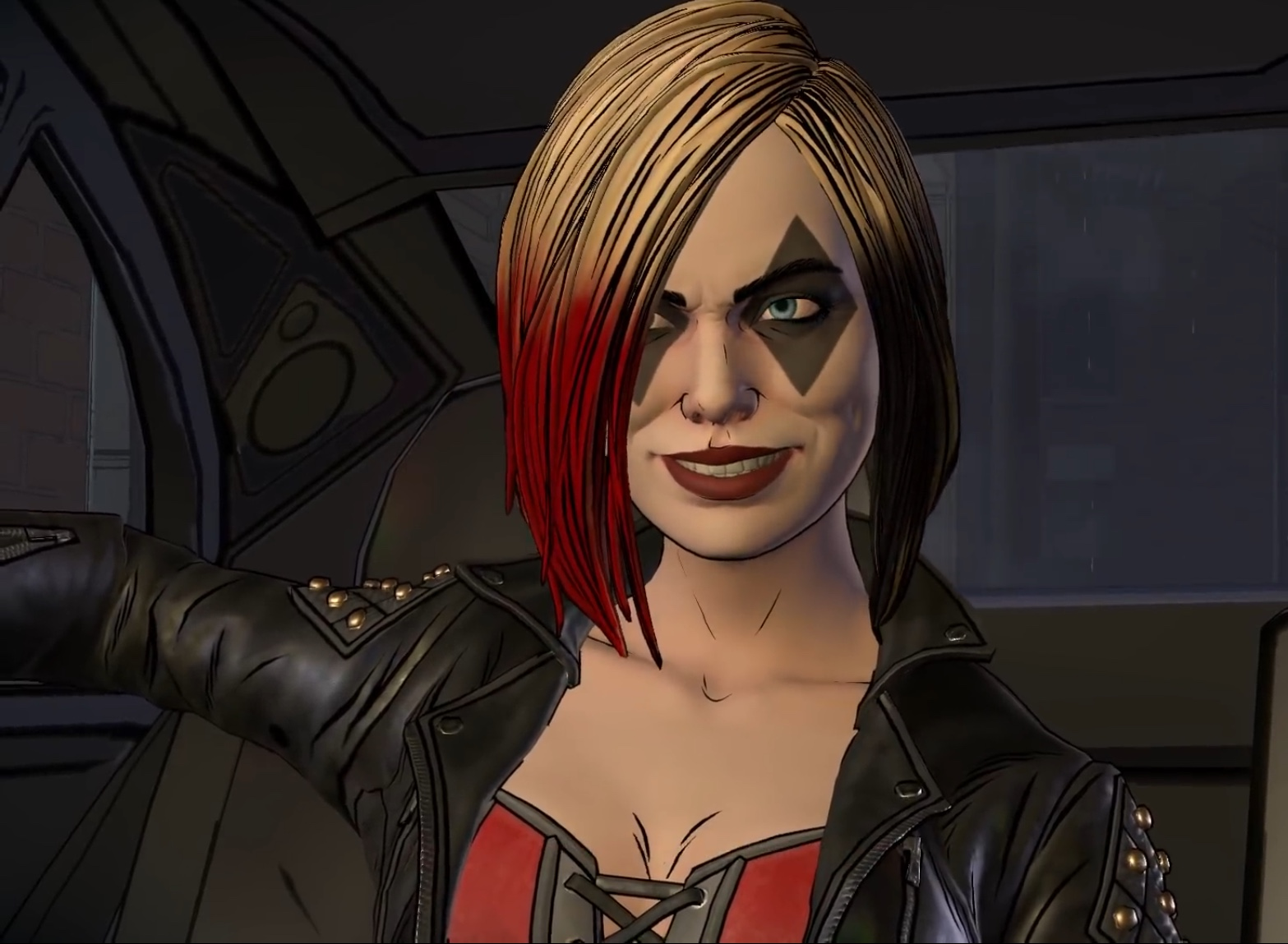 Harleen Quinzel (Batman: The Telltale Series)