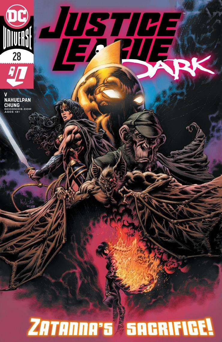 Justice League Dark Vol 2 28