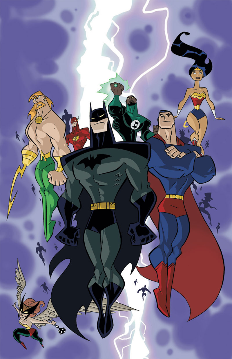 Justice League Unlimited: World's Greatest Heroes (Collected)