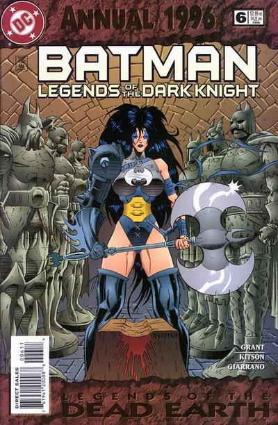 Batman: Legends of the Dark Knight Annual Vol 1 6
