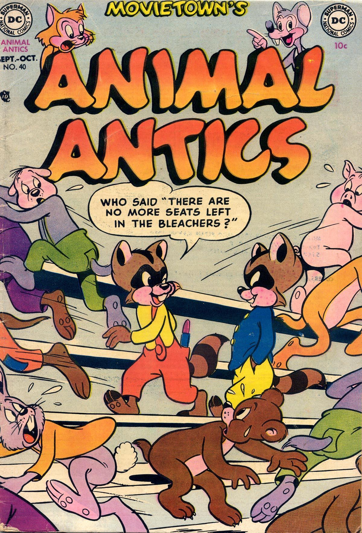 Movietown's Animal Antics Vol 1 40
