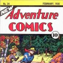 New Adventure Comics Vol 1 24