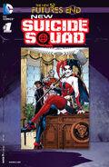 New Suicide Squad Futures End Vol 1 1