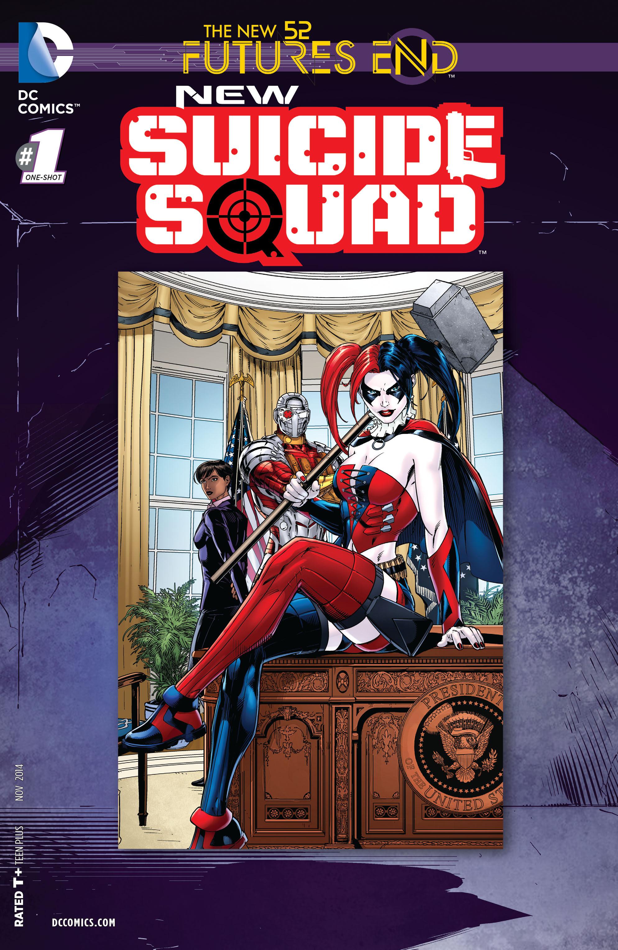 New Suicide Squad: Futures End Vol 1 1