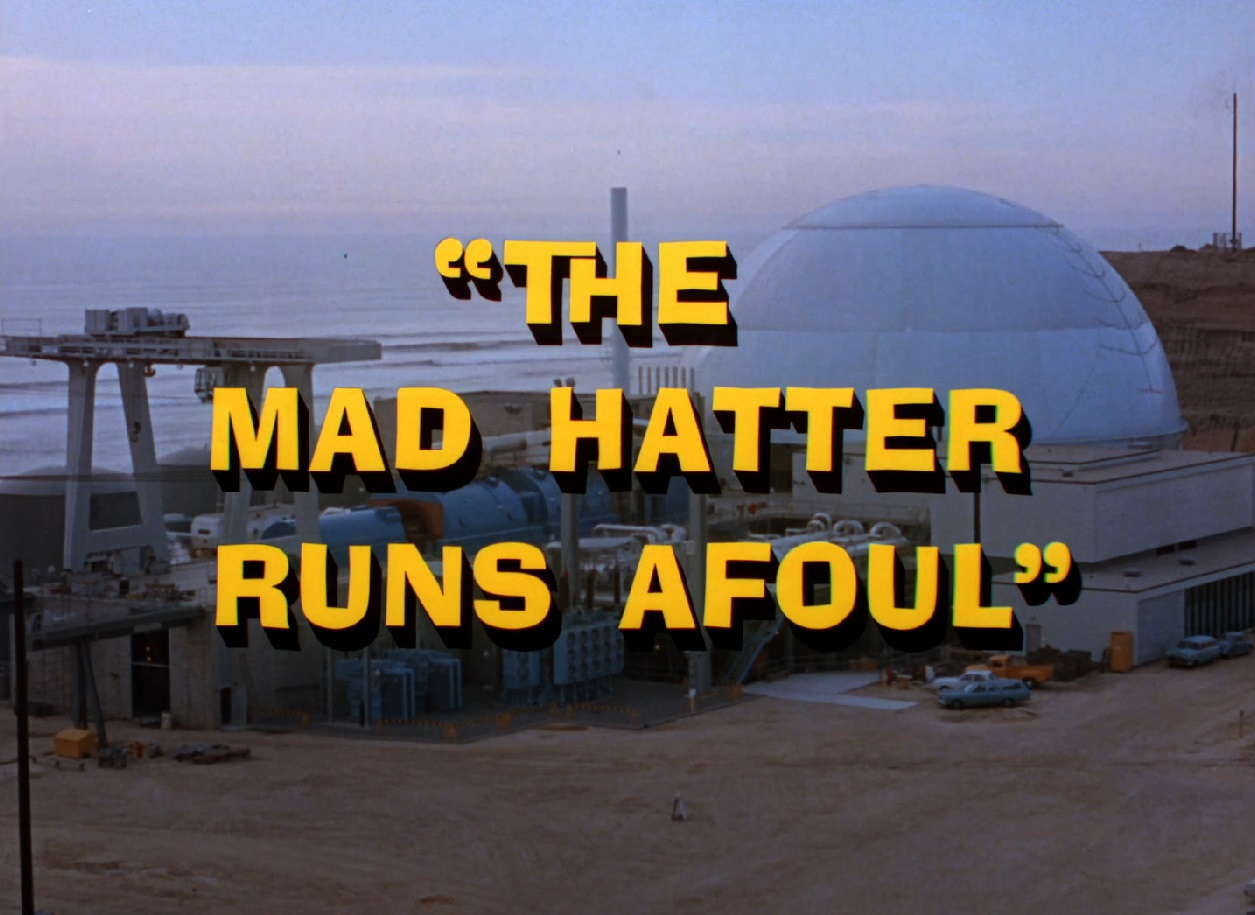 Batman (1966 TV Series) Episode: The Mad Hatter Runs Afoul