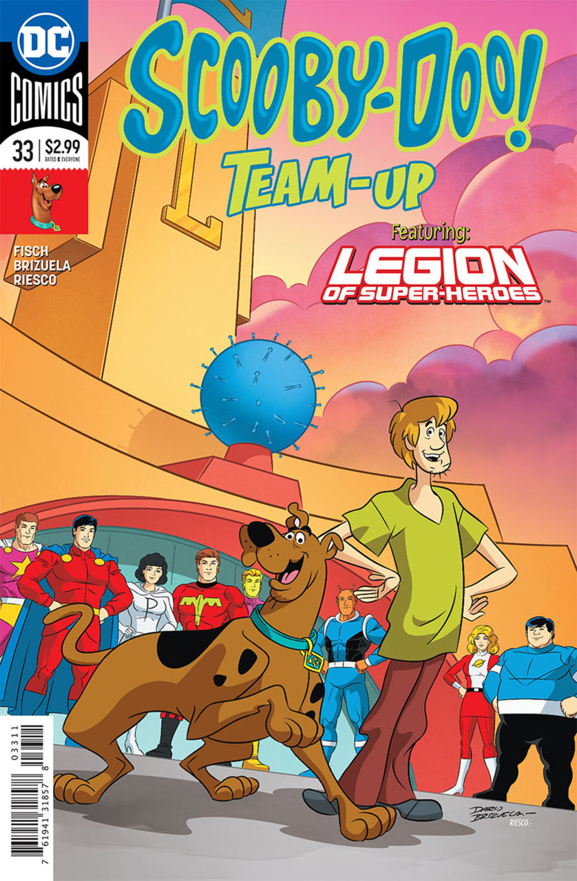 Scooby-Doo! Team-Up Vol 1 33