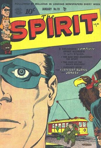 Spirit (Quality) Vol 1 19