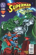 Superman Man of Steel Vol 1 54