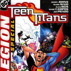 Teen Titans/The Legion Special Vol 1 1