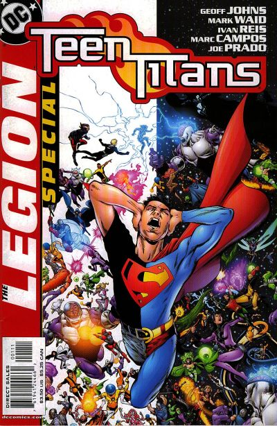 Teen Titans/The Legion Special Vol 1 1
