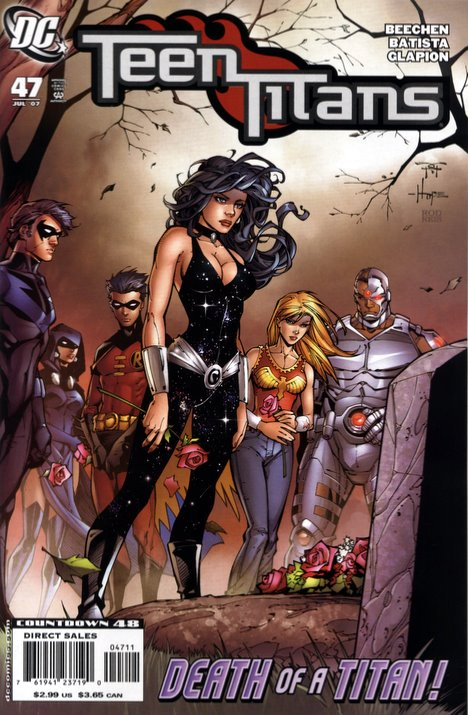 Teen Titans Vol 3 47