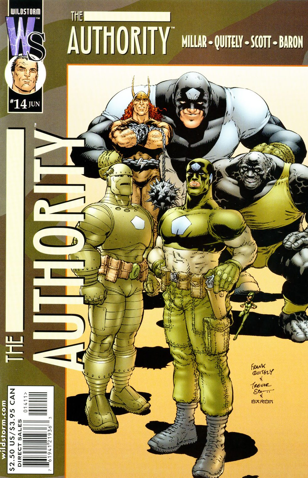 The Authority Vol 1 14