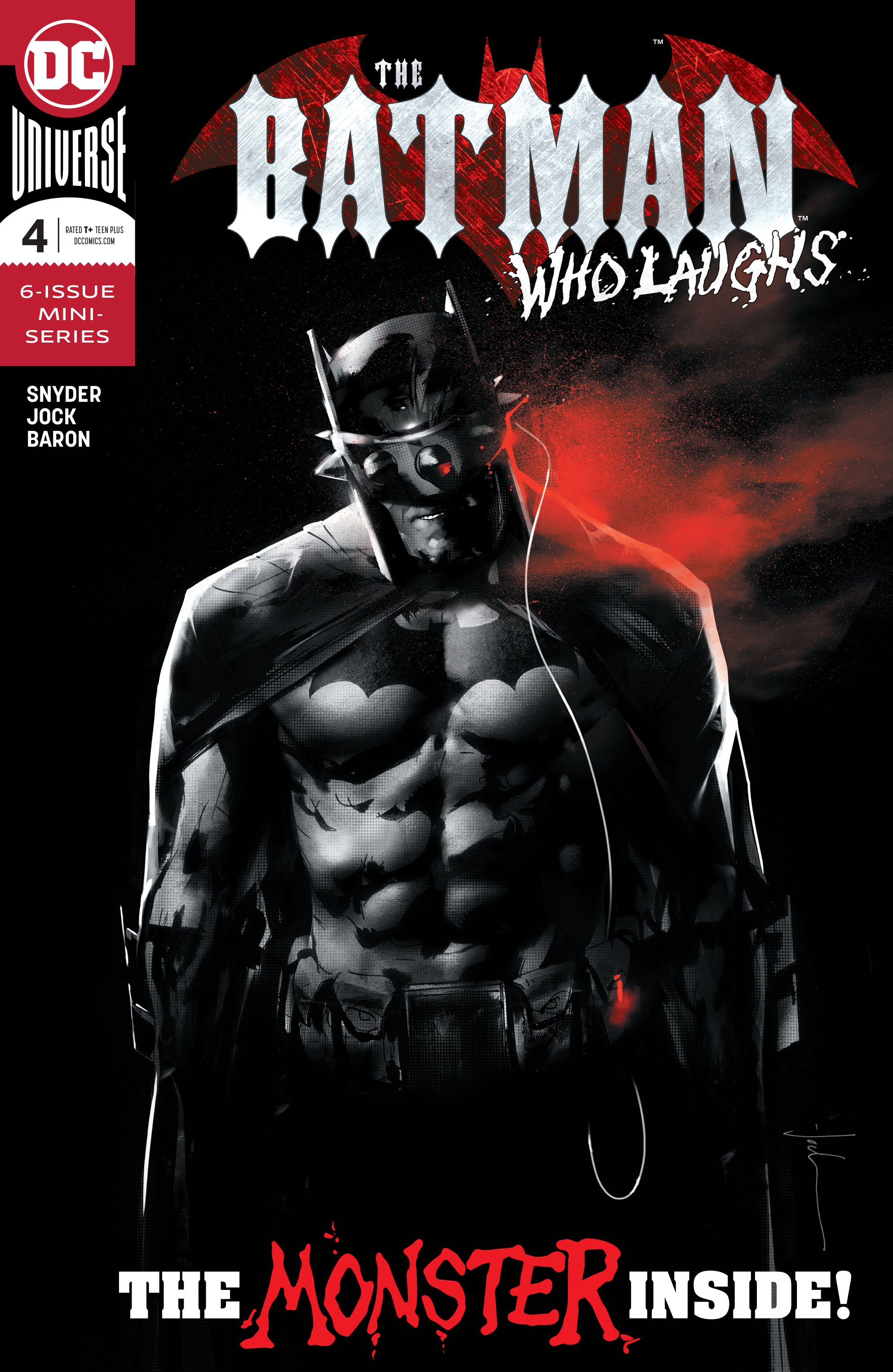 The Batman Who Laughs Vol 2 4