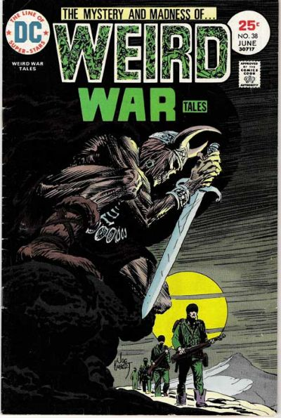 Weird War Tales Vol 1 38