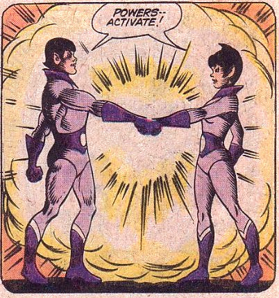 Wonder Twins (Super Friends)