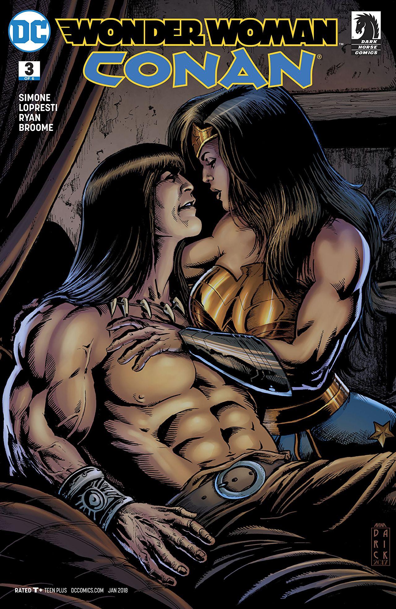 Wonder Woman/Conan Vol 1 3